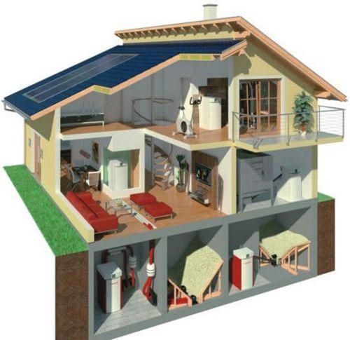 Отопительный котел на твердом топливе: преимущества и недостатки, фото и видео примеры