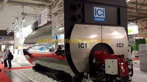 Паровые котлы Ici Caldaie, какими характеристиками обладает оборудование