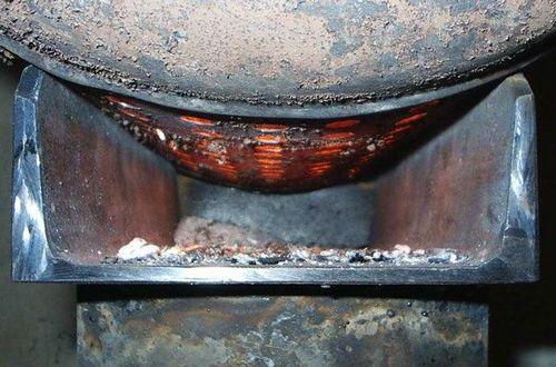 Печь из газового баллона: буржуйка своими руками, печка из пропанового баллона длительного горения, чертежи