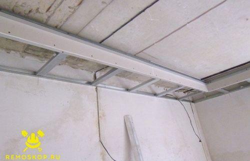 Планирование, как сделать двухуровневый потолок (  3 видео)