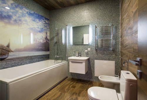 Пластиковые панелеи для ванной комнаты: выбор и монтаж