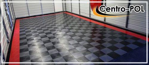 Плитка для гаража на пол - цена керамогранита и укладка