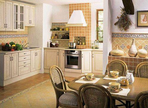 Плитка для кухни на пол: как выбрать и советы по укладке