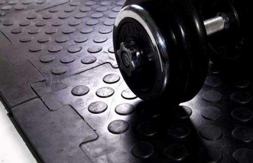Плитка из резиновой крошки - технология укладки резиновых модулей и поштучных плиток