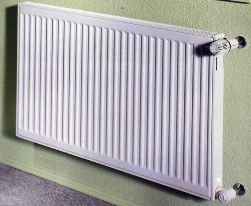 Плоские радиаторы отопления: тонкие батареи, виды, преимущества
