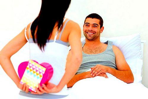 Подарок на 14 февраля для парня: реализация интересных идей