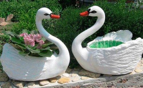Поделка лебедь для детей и взрослых, фотографии с описанием, видео