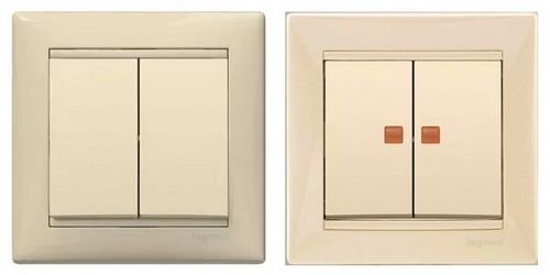 Подключаем выключатель с подсветкой