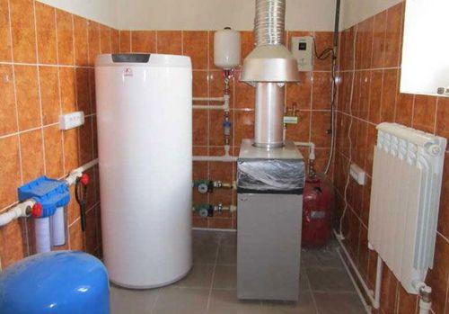 Подключение бойлера косвенного нагрева: схема обвязки с рециркуляцией, трехходовой клапан для водонагревателя