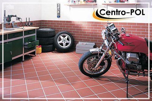 Пол в гараже: лучшее напольное покрытие, варианты