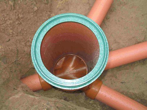 Полиэтиленовые и пластиковые канализационные колодцы на участке, цена