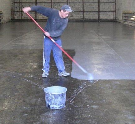 Полиуретановый наливной пол: фото, видео инструкция