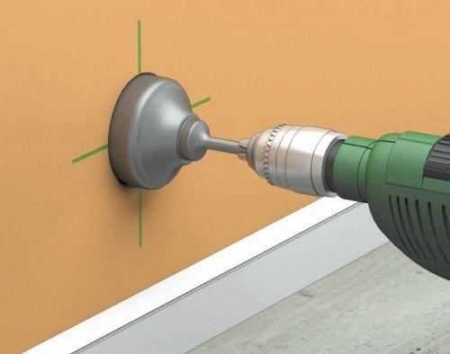 Правильная установка розеток и выключателей в бетонную стену