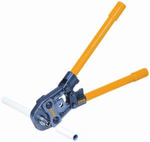 Пресс для металлопластиковых труб: виды, характеристики и производители