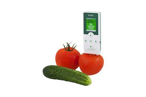 Прибор для измерения нитратов - выбрось продукты с нитратами