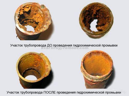 Применение каустической соды для чистки канализации