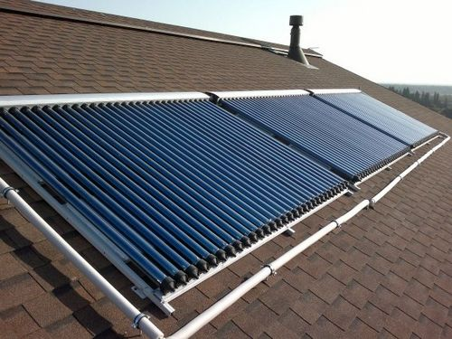 Принцип работы солнечных коллекторов