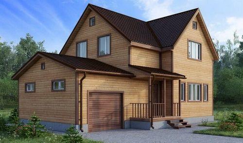 Пристрой к деревянному дому своими руками: проекты, фото