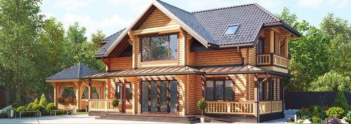 Пристройка к деревянному дому: этапы строительства