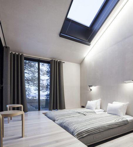 Проект Snøhetta: почувствуйте себя звездочетом, остановившись на ночлег в древесном отеле