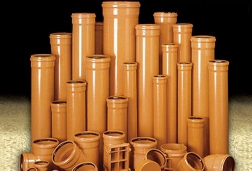 Прокладка канализационных труб в земле: правила проведения работ