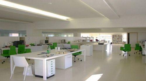 Промышленные наливные полы и полиуретановые для производственных помещений