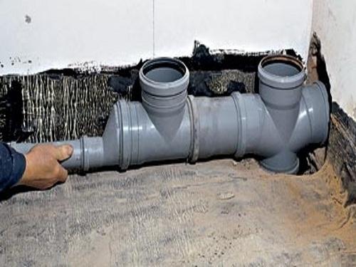 Проводка труб в ванной комнате: основные правила и нюансы