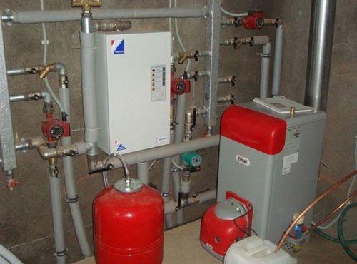 Расход газа на отопление дома: сколько газа потребляет газовый котел в месяц, в час, как посчитать потребление