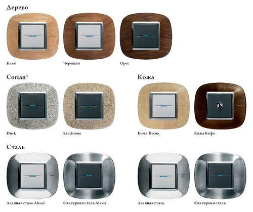 Рассматриваем розетки и выключатели: виды и установка