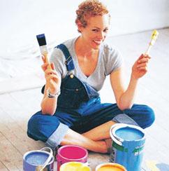 Разбираемся как и чем покрасить бетонный пол, советы по окраске