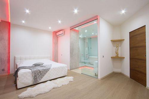 Разработка дизайна квартиры-студии: идеи для воплощения фото