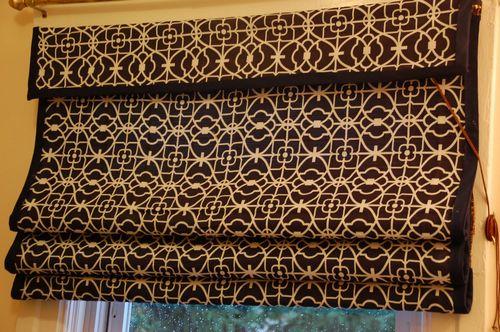 Римская штора своими руками: подробная инструкция