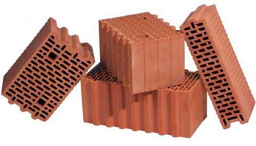 Российские керамические блоки: размеры и цена, лучшие производители