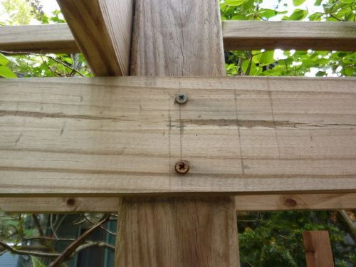 Садовая арка своими руками: фото, видео инструкция