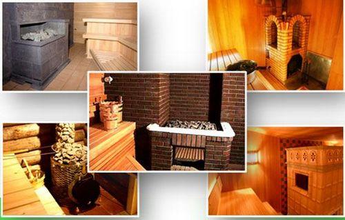 Самодельные печи для бани: размеры изготовления, проект, фото и видео подсказки