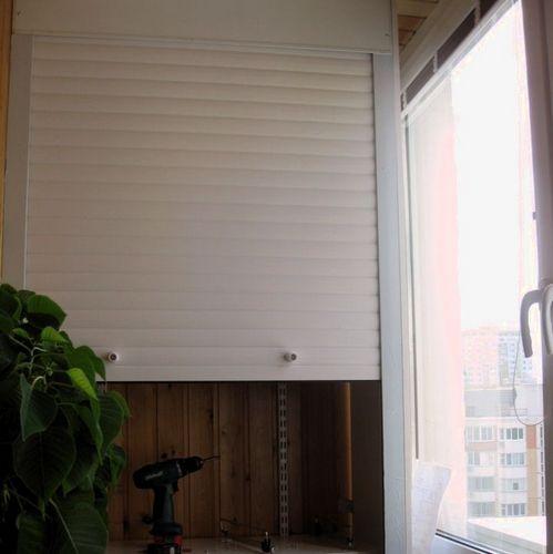 Шкаф на балконе своими руками: фото и видео инструкции как сделать красиво