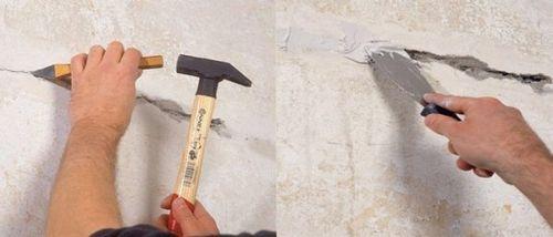 Шпаклевка стен своими руками: фото, видео инструкция