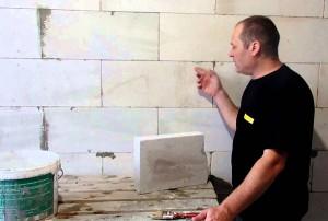 Штукатурка для газобетонного дома