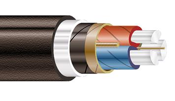 Силовой кабель марки ААШв