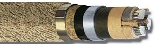 Силовой кабель марки АСБ