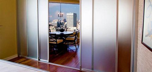 Советы по установке раздвижных межкомнатных дверей