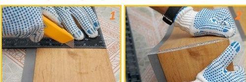 Советы по выбору и укладки кварцвиниловой плитки