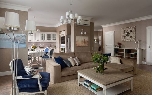 Современные и модные идеи дизайна интерьера квартиры-студии, видео