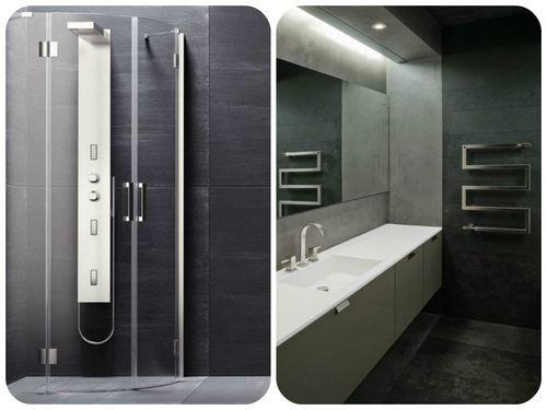 Современный дизайн ванной комнаты в фото фактах: выбираем стиль и создаем интерьер