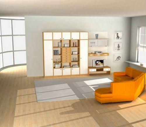 Стиль минимализм в интерьере - современная реальность