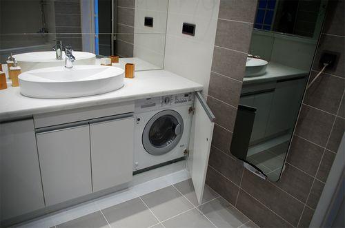 Стиральная машина под раковину: нюансы установки