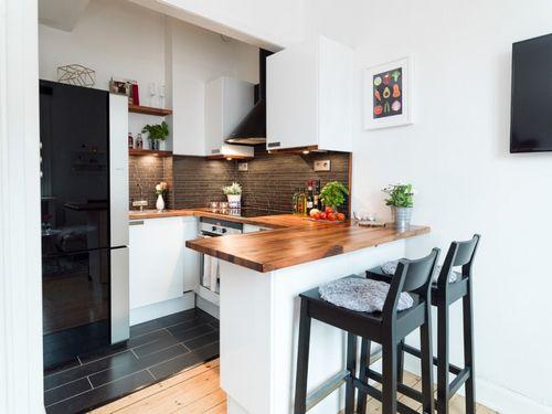 Стол для кухни - идеи 2018 года: фото, видео, советы по выбору