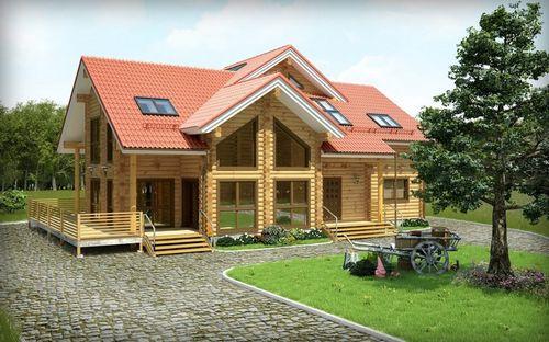 Строительство деревянных домов под ключ: фото, видео, советы