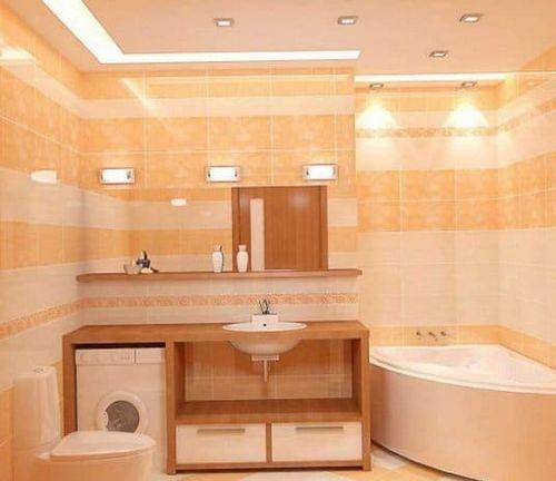 Светодиодное освещение в ванной комнате: как выбрать и установить светильники в санузле