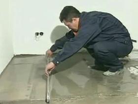 Технология и устройство бетонных полов